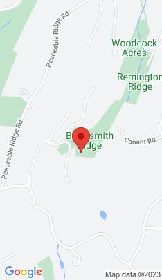 Map of Single Family Home on 42 Blacksmith Ridge Road,Ridgefield, CT