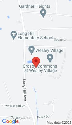 Map of Condo Home on 477 Asbury Ridge,Shelton, CT