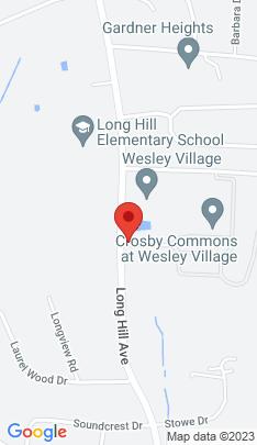 Map of Condo Home on 416 Asbury Ridge,Shelton, CT