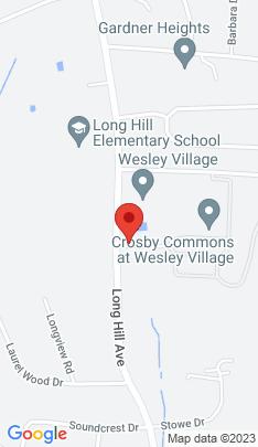 Map of Condo Home on 424 Asbury Ridge,Shelton, CT