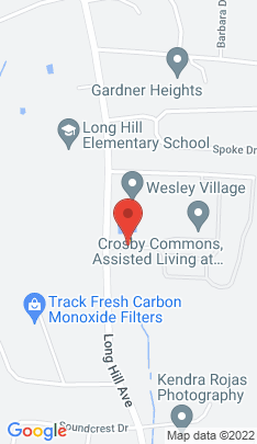 Map of Condo Home on 492 Asbury Ridge,Shelton, CT