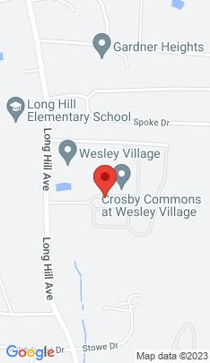 Map of Condo Home on 517 Asbury Ridge,Shelton, CT