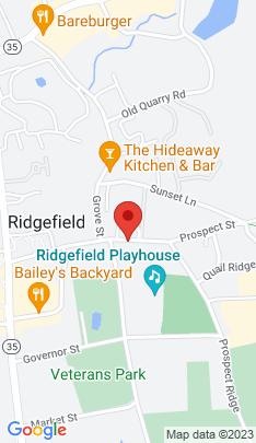 Map of Condo Home on 59 Prospect Street,Ridgefield, CT