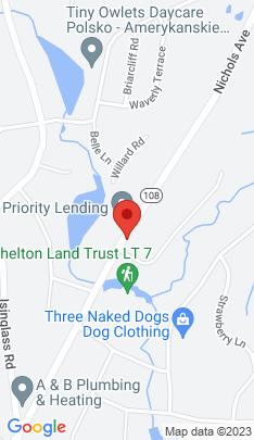 Map of Single Family Home on 176 Nichols Avenue,Shelton, CT