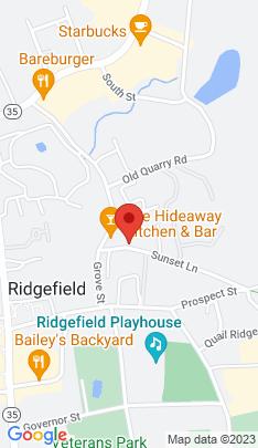 Map of Single Family Home on 33 Sunset Lane,Ridgefield, CT