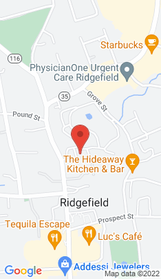 Map of Condo Home on 8 Carpenter Close,Ridgefield, CT