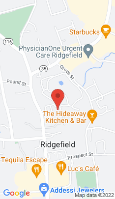 Map of Condo Home on 14 Cook Close,Ridgefield, CT
