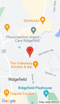 Map of Condo Home on 16 Keeler Close,Ridgefield, CT