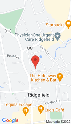 Map of Condo Home on 126 Olcott Way,Ridgefield, CT