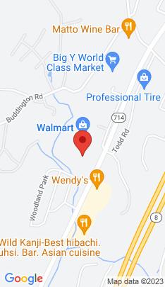 Map of Single Family Home on 9 Woodland Park,Shelton, CT