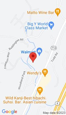 Map of Single Family Home on 144 Woodland Park,Shelton, CT
