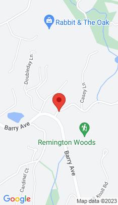 Map of Single Family Home on 221 Ramapoo Road,Ridgefield, CT