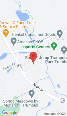 Map of Condo Home on 114 Imperial Court,Trumbull, CT