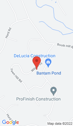 Map of Single Family Home on 12 Wilson Lane,Shelton, CT