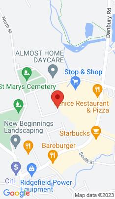 Map of Single Family Home on 16 Lafayette Avenue,Ridgefield, CT
