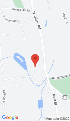 Map of Single Family Home on 10 Saw Mill Hill Road,Ridgefield, CT