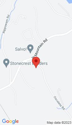 Map of Single Family Home on 297 Oscaleta Road,Ridgefield, CT