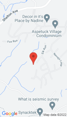 Map of Condo Home on 317 Navajo Loop,Shelton, CT