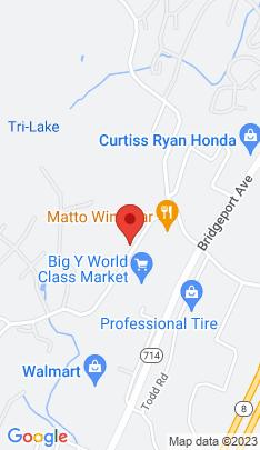 Map of Single Family Home on 29 Buddington Road,Shelton, CT
