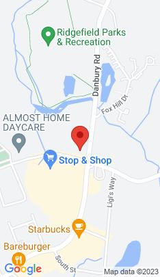 Map of Condo Home on 50 Fox Hill Garage ,Ridgefield, CT