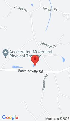Map of Single Family Home on 171 Farmingville Road,Ridgefield, CT