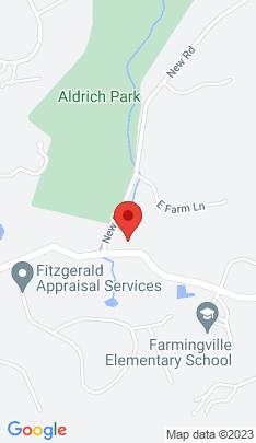 Map of Single Family Home on 269 Farmingville Road,Ridgefield, CT
