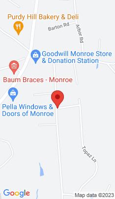 Map of Single Family Home on 5 Jenny Ridge,Monroe, CT