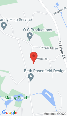 Map of Single Family Home on 51 Continental Drive,Ridgefield, CT
