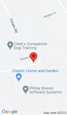 Map of Single Family Home on 7 Plaskon Drive,Shelton, CT