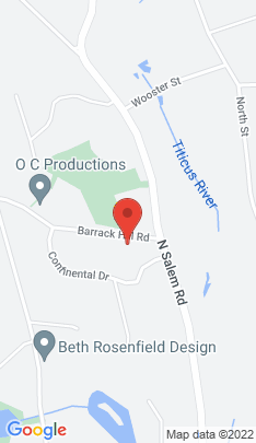 Map of Single Family Home on 9 Barrack Hill Road,Ridgefield, CT
