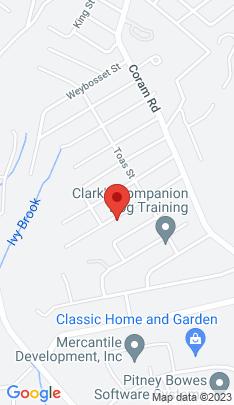 Map of Single Family Home on 26 Woonsocket Avenue,Shelton, CT