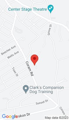Map of Single Family Home on 12 Tuxedo Avenue,Shelton, CT