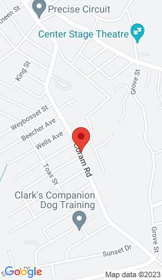 Map of Multi Family Home on 2 Hillside Avenue,Shelton, CT
