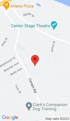 Map of Single Family Home on 5 Hillside ,Shelton, CT