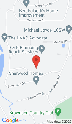 Map of Single Family Home on 90 Brownson Drive,Shelton, CT