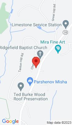 Map of single family home on 315 Danbury Road,Ridgefield, CT