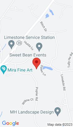Map of Single Family Home on 10 Dawn Lane,Ridgefield, CT