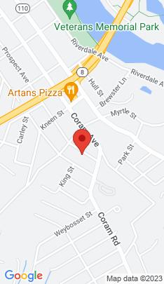 Map of Single Family Home on 20 Huntington Avenue,Shelton, CT