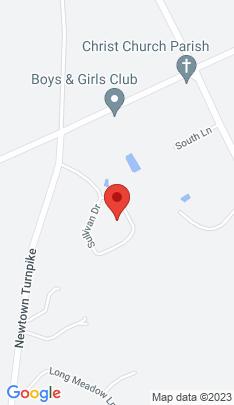Map of Single Family Home on 16 Sullivan Drive,Redding, CT