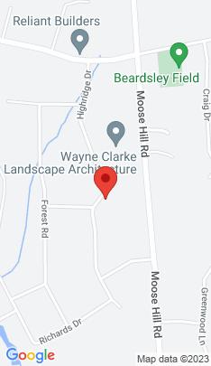 Map of Single Family Home on 54 Highridge Drive,Monroe, CT