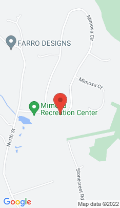 Map of Single Family Home on 42 Mimosa Circle,Ridgefield, CT