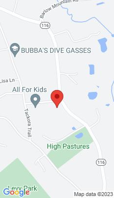 Map of Single Family Home on 7 Farrar Lane,Ridgefield, CT