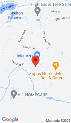 Map of Single Family Home on 56 Walnut Avenue,Shelton, CT