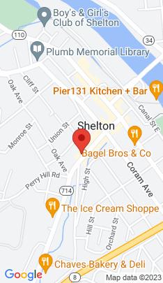 Map of Multi Family Home on 147 Center Street,Shelton, CT