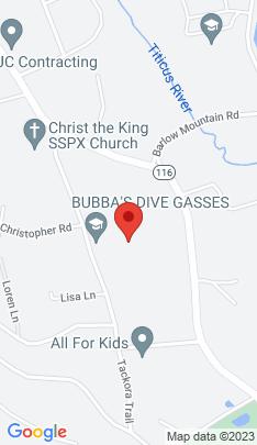Map of Single Family Home on 172 Tackora Trail,Ridgefield, CT