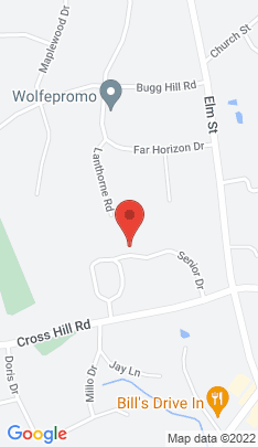 Map of Condo Home on 77 Hidden Knolls Circle,Monroe, CT