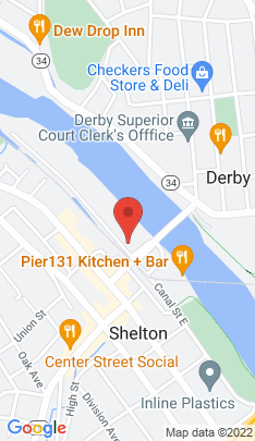 Map of Condo Home on 145 Canal Street,Shelton, CT