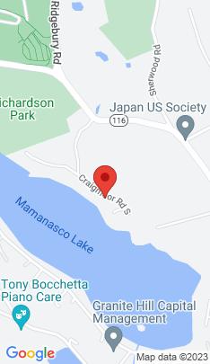 Map of Single Family Home on 41 Craigmoor Road,Ridgefield, CT