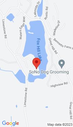 Map of Single Family Home on 23 Rita Road,Ridgefield, CT