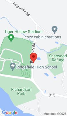Map of single family home on 32 Ridgebury Road,Ridgefield, CT